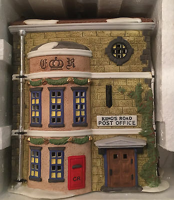 Department 56 Heritage Dickens Village Kings Road Post Office 58017