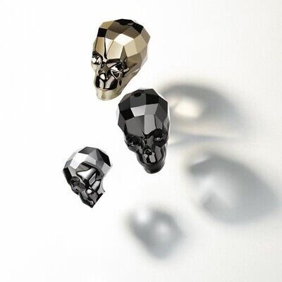 SWAROVSKI CRYSTAL SKULL BEADS *13-19mm *CLEAR & COLOURS *WHOLESALE *100% GENUINE