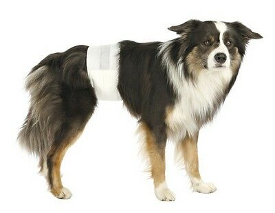 Trixie Male Dog Diapers Gentleman Wraps Belly Band Nappy Nappies All Sizes