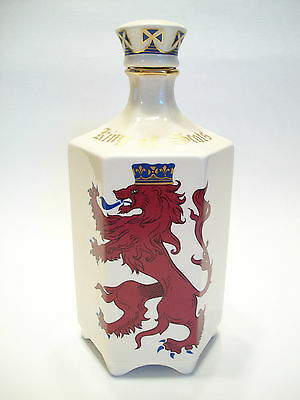 MASON'S - Limited Edition 'King of Scots' Ironstone Decanter - UK - 20th Century