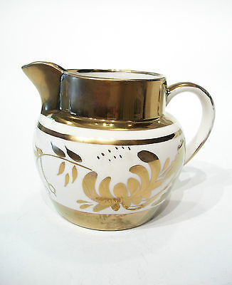 JAMES KENT LTD - Antique Lusterware 3/4 Pint Jug - United Kingdom - 20th Century
