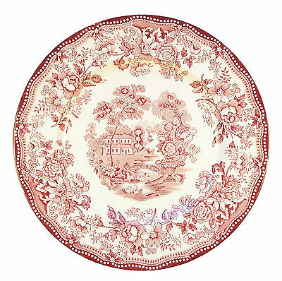 ROYAL STAFFORDSHIRE - Clarice Cliff - 'Tonquin' - Dinner Plate - Early 20th C.