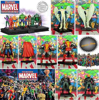 Figurines Figure Marvel Eaglemoss En Plomb / Lead Metal Au Choix Choice /2