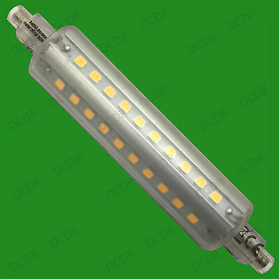 2x 8W R7S Retrofit Linear J118 Replacement LED Bulb Security Flood Light Lamp