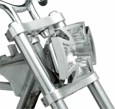 Russ Wernimont Designs Iron Cross Headlight