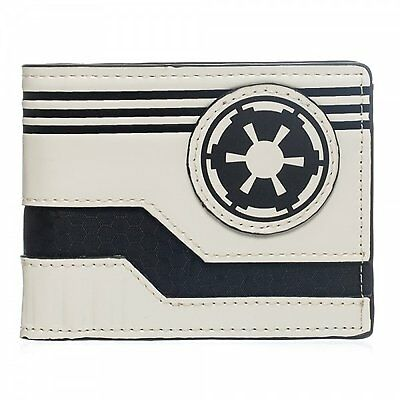 Star Wars Galactic Empire Logo Icon Cosplay Stormtrooper Bifold Wallet Bag Purse