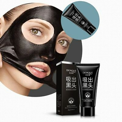 Mud Face Mask Blackhead Remover Deep Cleansing Peel Off For Acne Black Mask NEW
