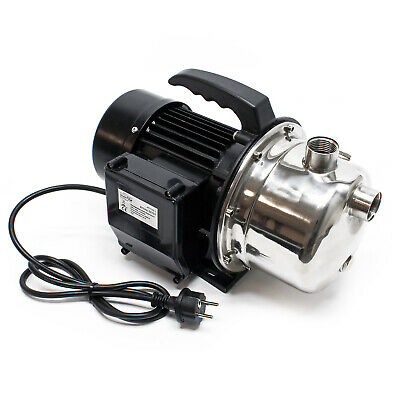 Portable Garden pump JET110S Domestic waterworks Stainless steel 1100W 4600l/h