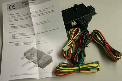 Light Duration Switch - Coming Home Leaving Home - adjustable timer for 12V