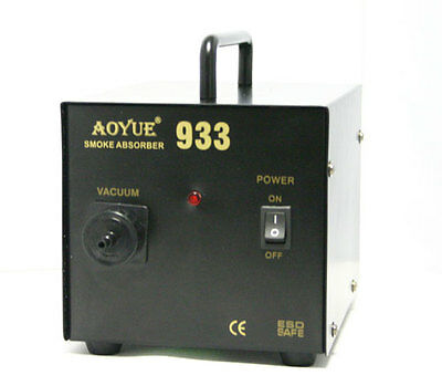 AOYUE 933 - Solder Fume Extraction System Smoke Absorber washable Filter