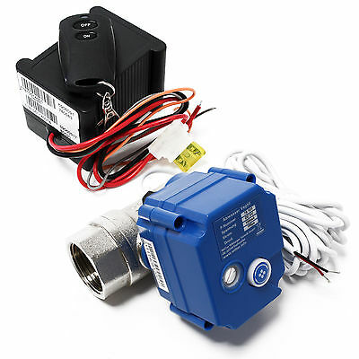 Waste Water Ball Valve Control 9-15 VDC for motorhomes and caravans