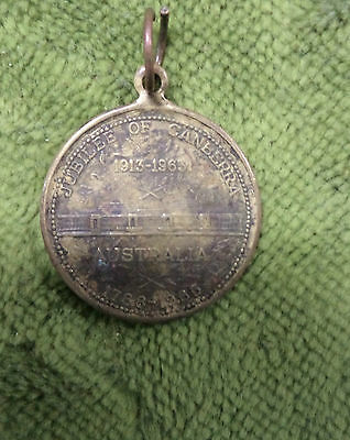 #D240.  JUBILEE OF CANBERRA MEDAL 1913 to 1963