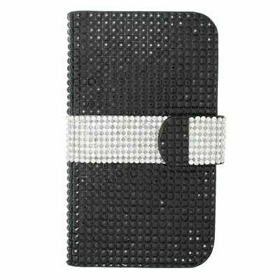 Universal Fashion Leather Wallet Card Holder Flip Case Cover For Mobile Phones