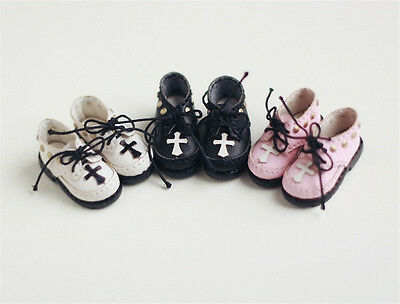 3cm Doll sports shoes sneakers shoes Doll shoes Fits blythe azone licca 1/6 doll