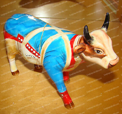 7339 - REVOLUTIONARY WAR COW (CowParade) Harrisburg (Retired)