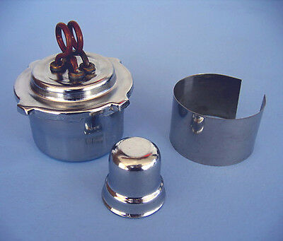 Wickless Dual Head Alcohol Burner