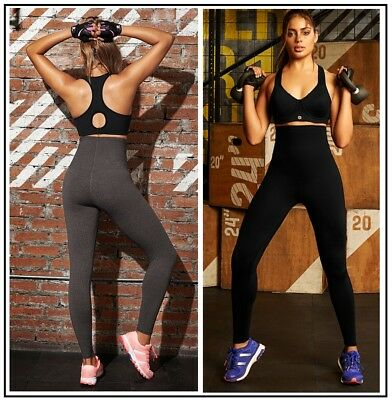WOMEN SPORTS WORKOUT PANTS FITNESS GYM RUNNING YOGA STRETCH LEGGINGS Colombian