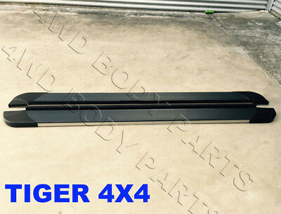 (#9) Ford Ranger PX / PX MkII 2011 to 2017 Dual Cab Side Steps Running Boards
