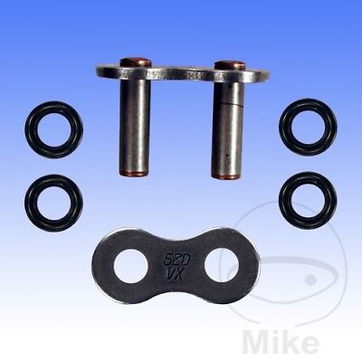 DID Hollow Rivet Soft Link For Motorcycle Chain 520VX 520VX