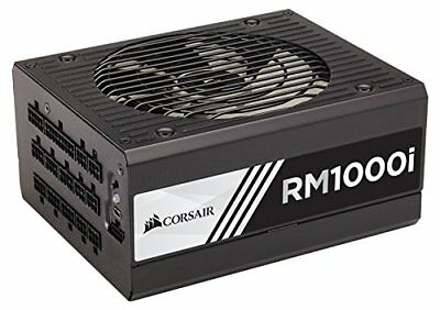 Corsair RM1000i 1000W ATX12V / EPS12V 80 PLUS GOLD Certified Full Modular Power