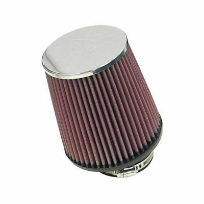 """K/&N RF-1030 Air Filter Filtercharger Conical Cotton Gauze Red 3/"""" Dia Inlet Ea"""
