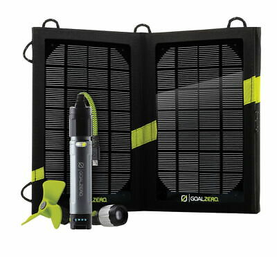 GoalZero Switch 10 Kit Solar Recharging Kit