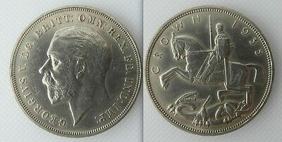 Collectable 1935 Jubilee Commemorative Crown King George V Lot2