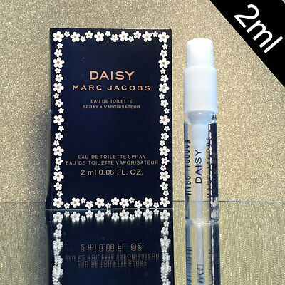 Daisy by MARC JACOBS Perfume Sample EDT 2ml EDP Authentic Product Fast Free Post