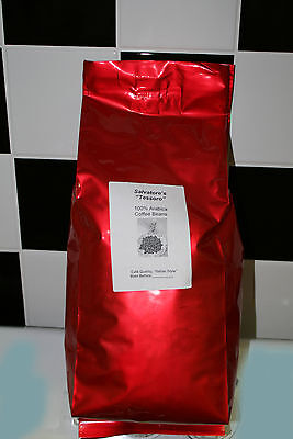 1kg Coffee Beans Whole, 100% Arabica, Italian Style, Cafe quality, Award winning