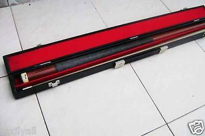 Varieties Of Cue Cases, Select And Choose From Soft Vinyl /hard Case /colours Aa