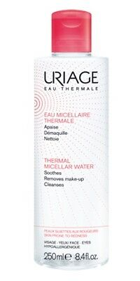 URIAGE Eau Thermale Acqua Micellare Detergente Pelle Sensibile 100 250 500 ml