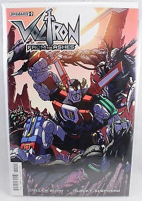 Dynamite Comics #2 Voltron from the Ashes 1st Print 2A A Main Cover Regular