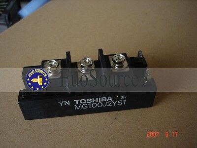 MG100J2YS1 IGBT module for Toshiba in very good condition