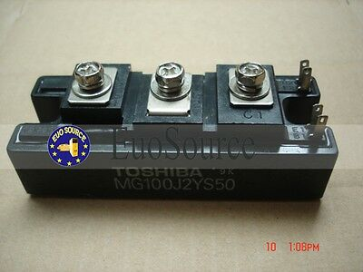 MG100J2YS50 IGBT module for Toshiba in very good condition