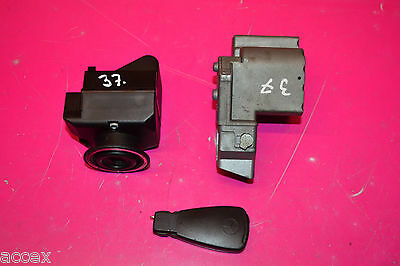 Mercedes W208 Clk 230 Coupe Ignition Lock And Barrel With Key 210 545 00 08