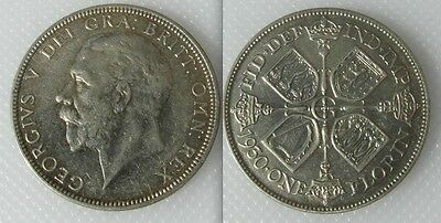 Collectable 1930 0.500 Silver One Florin Coin Of King George V