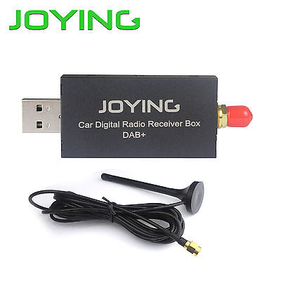 Joying External DAB DAB+ Digital Radio Box receiver fr Android Head Unit car DVD