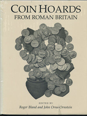 Coin Hoards From Roman Britain, Volume X