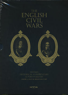 The English Civil Wars Medals, Historical Commentary & Personalities