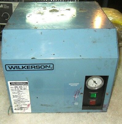 (V16) 1 Used Wilkerson Wra-0010-1-1 Refrigerated Dryer