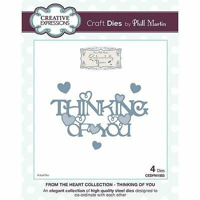 Phill Martin From the Heart Collection: Thinking Of You Die