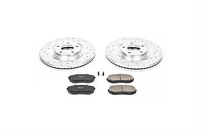 Power Stop 1-Click Brake Kit K3057