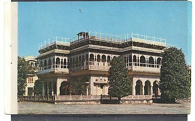 INDIA = Mubarak Mahal, Jaipur. c.1960. Unused.