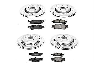 Power Stop 1-Click Brake Kit K5955