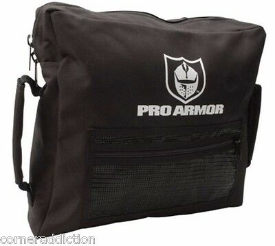 "Pro Armor Door Storage Bag RANGER RZR XP/4 570 800 900 1000 Turbo Large 12""X 12"