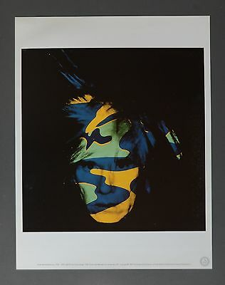 Andy Warhol Foundation Limited Ed. Offset Lithograph 31x40cm Self-Portrait 1986
