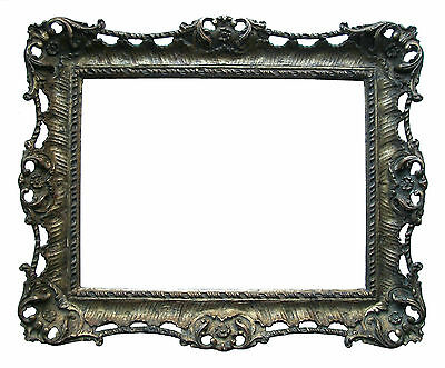 Chippendale Style Gilt Picture Frame - Composite on Wood - US - Mid 20th Century