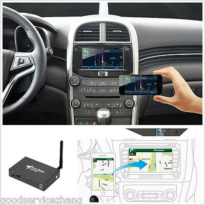 In-Car WIFI Converter Mirror Link Box for Android iOS Airplay Miracast Mobile