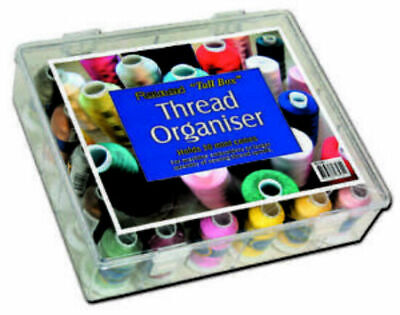 "Hemline Machine Embroidery Thread Organiser 12"" x 10"" x 3"""