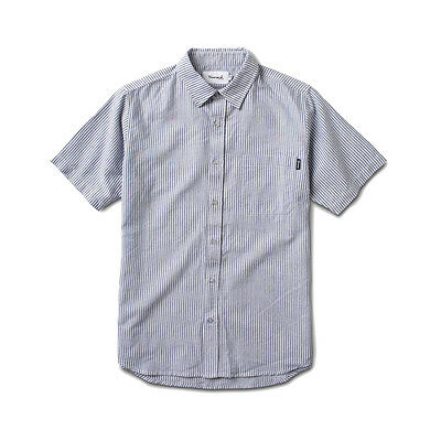 Diamond Supply Co. Monte Carlo SS Woven Shirt Navy